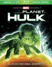 Planet Hulk (Blu Ray) (Ws/Eng/Eng Sub/Span/Span Sub/5.1 Dol Dig/7.1 Dts)