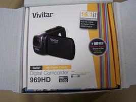 Vivitar 16.1 Mp Digital Camcorder 2.7-inch TFT 969HD - HDMI Out  - $26.72