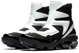 Nike Womens VaporMax Light II 2 Shoes 'Tuxedo' AO4537-002 NIB $180 - $41.99