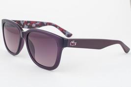 Lacoste Violet / Violet Gradient Sunglasses L796S 514 - $87.71