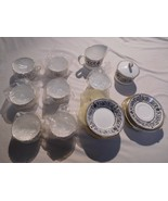 1966 ROYAL WORCESTER PADUA incomplete set in mint condition - $148.50