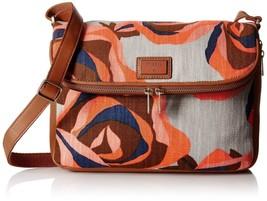 FOSSIL® Preston, Multi Pocket Crossbody Bag- Floral - $158.00