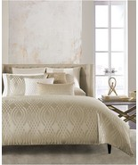 $485 HOTEL COLLECTION Dimensions King Comforter In Woven Jacquard - $210.03