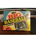 1989 Topps BIG BASEBALL SERIES 1,2 and 3 - 36 Count Packs SEALED WAX BOX... - $60.00