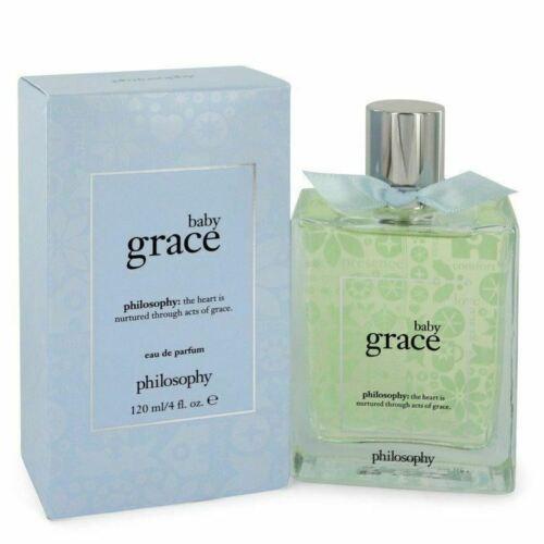 Baby Grace by Philosophy Eau De Parfum Spray 4 oz for Women - $62.82