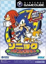 USED Gamecube Mega Collection Sonic - $15.44