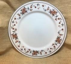 "Sheffield Anniversary Porcelain Fine China Dinner Plate 10 1/2"" - $11.65"