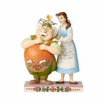 Enesco Disney Traditions by Jim Shore Beauty and The Beast Belle and Mau... - $59.99