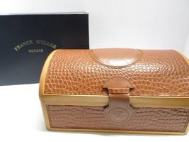 FRANCK MULLER Conquistador watch case original box #50 - $356.40