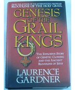 Genesis of the Grail Kings [Hardcover] Gardner, Laurence - $13.80