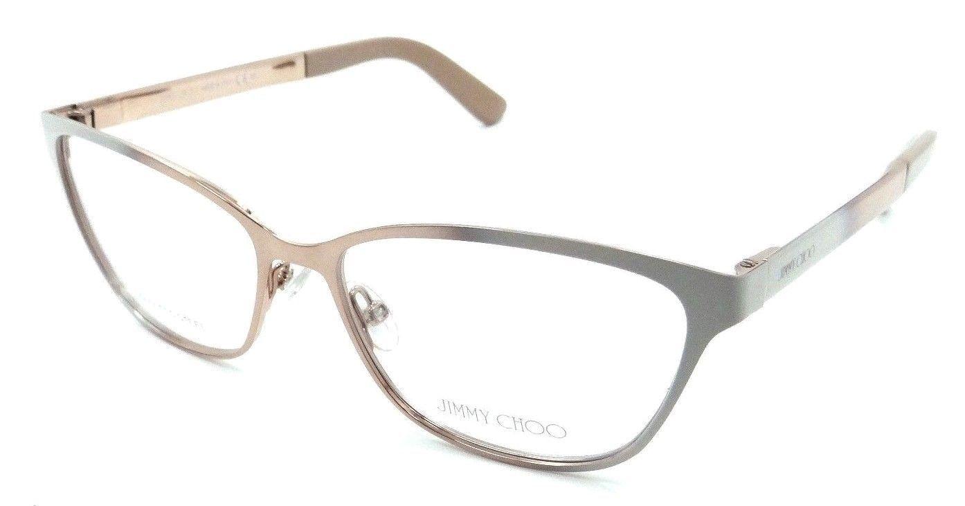 d6db43d0871e Jimmy Choo Rx Eyeglasses Frames JC 123 224 and 50 similar items