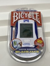 Bicycle Illuminated BlackJack & Deuces Wild Touch Screen Hand Held Game - $29.69