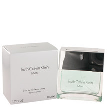 TRUTH by Calvin Klein Eau De Toilette Spray 1.7 oz for Men #402158 - $23.01