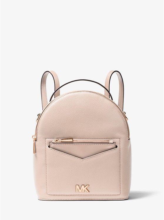S l1600. S l1600. Previous. NWT MIchael Michael Kors Jessa Small  Convertible Backpack   Soft Pink. NWT MIchael ... 63c107b9b209c