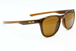 NEW OAKLEY TRILLBEX OO9340-06 BROWN AUTHENTIC SUNGLASSES OO 9340 FRAME 5... - $66.45