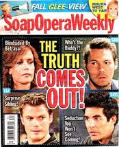 Soap Opera Weekly Magazine August 24, 2010 The Truth Comes Out! - $2.50