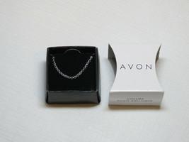 "Mujer Avon Charm Soporte Collar 16"" 3"" Extensio Collar F3653191 Nip - $10.68"