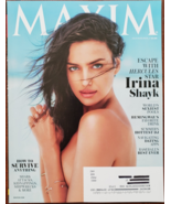 Irina Shayk, Mark Wahlberg, Julie Gonzalo, Jason Segel @ Maxim Jul/Aug 2014 - $6.95