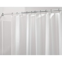 Interdesign 3.0 Liner Curtain Shower Made Of Mould Free Peva Frost 183 X... - $7.08+