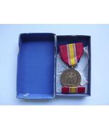 National Defense Service Medal and Ribbon Bar FSN 8455-281-3215 IOB - $15.99
