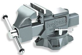 59116 Heavy Duty Swivel Bench Vice, 7-Inch - $196.90