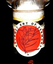 Gourmet Art of Vermont Exotic Dipping Oil in decorative blown glass container AA image 1