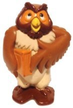 "Disney Winnie the Pooh Owl PVC 2 1/2"" Figure - $9.99"