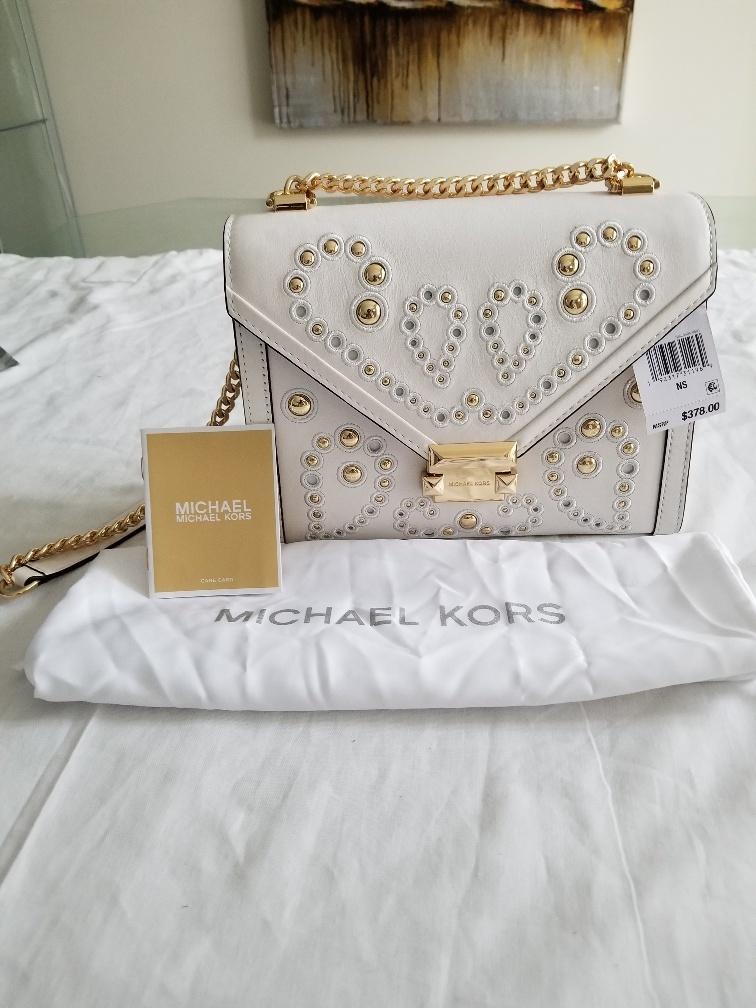 e2773583c639 NWT MICHAEL Michael Kors Whitney shoulder and 50 similar items