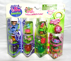 Littlest Pet Shop Teensies--LPS--Hasbro NIB--2011--Series 2 - $21.00