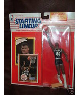 David Robinson RC 1990 SLU Starting Line Up Rookie Figure-San Antonio Spurs - $19.75