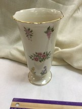 1992 Colorful Floral Lenox Limited Edition Vase THE CONSTITUTION VASE 8.... - $23.22
