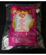 TY Teenie Beanie #12 - 1999 McDonald's - Chip the Cat Retired - $2.22