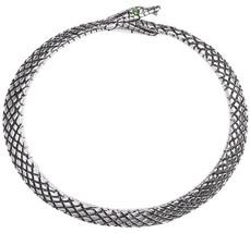 Sophia Serpent Bangle Ouroboros Unity Bracelet Snake Serpent Alchemy Gothic A121 - $44.95