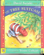 David Suzuki THE TREE SUITCASE  w/dj  EX+++ 1ST Edition - $17.12