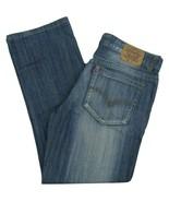 Levi Strauss & Co. 523 Straight Cut Red Tab Jeans Men's W38 X L32 100% Cotton - $26.68