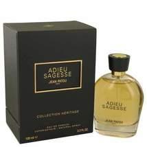Adieu Sagesse by Jean Patou Eau De Parfum Spray 3.3 oz (Women) - $91.58