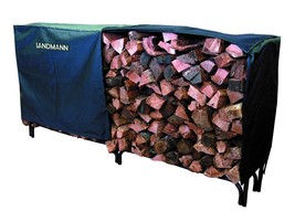 Landmann USA 82471 Heavy Duty Log Rack Cover, 8-Feet - $83.04