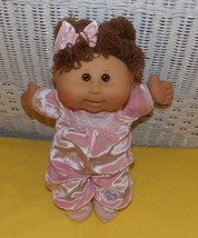 Cabbage Patch Play Along Jakks 2-Bottom Teeth Baby Girl in Soft Pink CPK... - $11.95