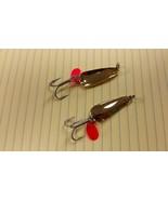 Big Fish Tackle Company's Spirit Spoon 1/8 oz - 24k gold - New in Pkg (BFP) - $4.75