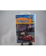 Vtech V.Reader Cars 2 Interactive E-Reading System-Ages: 4-6 Years-NEW - $6.44