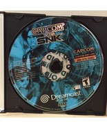 Capcom vs. SNK (Dreamcast) Millennium Fight 2000 Disc Only - $29.02