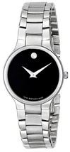 Movado Women's 0606383 Serio Stainless Steel Watch - $443.51