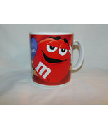 M Ms  Be Mine Red Valentine Cup Coffee Mug Galerie 4 Inches Tall - $8.99