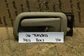 00-06 Toyota Tundra Right Rear Door Handle Bx3 116-14L5 - $9.99