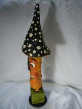 Bethany Lowe Shroom  a Scary Mushroom  Figure no. 9217 image 2