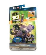 Ben 10 Ultimate Alien Comic Exclusive Action Figure 2-Pack - Spidermonke... - $49.90