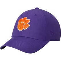 Clemson Purple Licensed Golf Hat by Top of the World - Fr Clemson BM w P... - $23.71