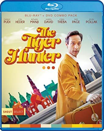Primary image for The Tiger Hunter - Shout Factory [Blu-ray + DVD]