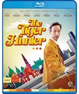 The Tiger Hunter - Shout Factory [Blu-ray + DVD] - $19.95