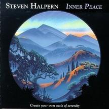 STEVE HALPERN - INNER PEACE - Gently Used CD - 14 Songs - FREE SHIP  - $9.99